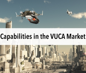 Capabilities in the VUCA Market