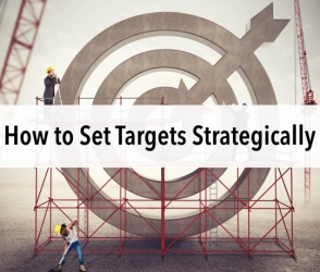 How to Set Targets Strategically