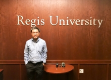 Present EBO model at Regis University, Colorado