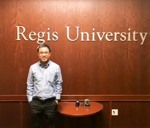 Present EBO model at Regis University, Colorado
