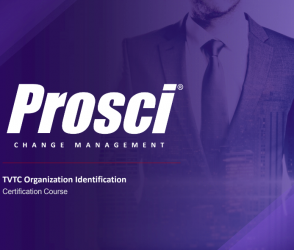 CHANGE MANAGEMENT CERTIFICATE CEREMONY BY PROSCI